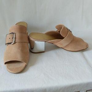 Marc Fisher Slide Sandals